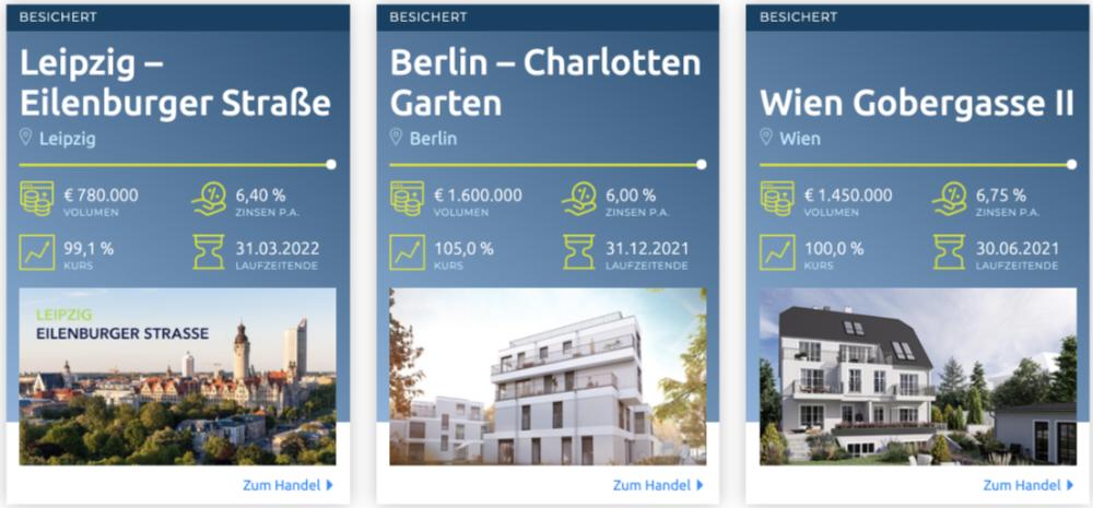 Anlageimmobilien bei BERGFÜRST