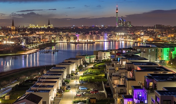 Baroper Bogen – Dortmund
