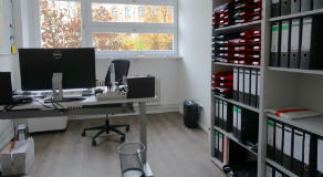 Die bonafide hat neue Büroräume in Berlin bezogen