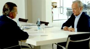 """Review-Interview mit Guido Sandler und Arne Olofsson zur Emission """"Middendorf Haus"""""""