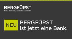 BERGFÜRST ist jetzt eine Bank