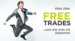 FreeTrades: Freunde einladen – Handelsgebühr sparen!