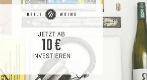 Ab heute: GEILE WEINE - neue Investment-Möglichkeit auf BERGFÜRST