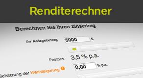 Unser Renditerechner: Berechnen Sie den Gewinn bei Ihrem Middendorf Haus-Investment