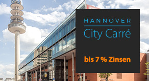 """Hannover City Carré"": Ab heute neues Immobilien-Investment auf BERGFÜRST"