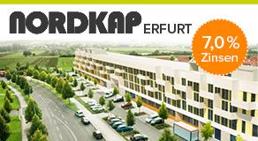 """""""Nordkap Erfurt"""": Ab heute neues Immobilien-Investment auf BERGFÜRST"""