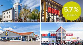 """""""Selektion Einzelhandel"""": Ab heute neues Immobilien-Investment auf BERGFÜRST"""