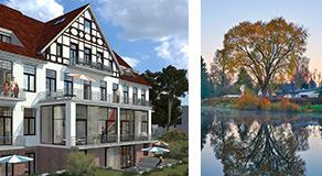 """Villa Sachs Ensemble"": Ab heute neues Immobilien-Investment auf BERGFÜRST"