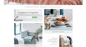 """Homepage Re-Design und neue """"Über uns"""" Seite"""