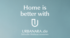 """HOME'S BETTER WITH U"" – Start der bundesweiten Plakatkampagne am 1. MÄRZ 2016"