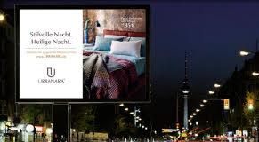URBANARA startet Plakatkampagne in drei deutschen Städten