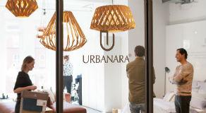 URBANARA eröffnet Showroom im Stilwerk Hamburg