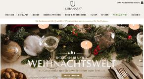 Update URBANARA: Neue Produktseite & 100 Tage Rückgaberecht