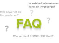 Häufige Fragen unserer Investoren