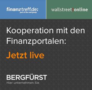 BERGFÜRST bei Finanztreff und wallstreet online