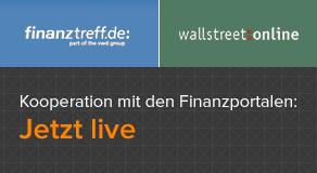 BERGFÜRST auf den Börsenportalen wallstreet:online und finanztreff.de