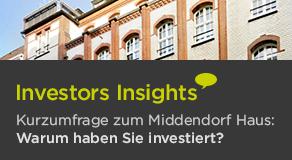 """Investors Insights: """"Warum haben Sie investiert?"""""""