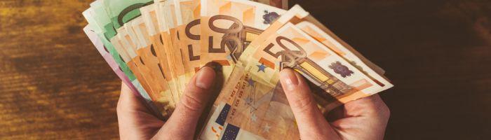 1000 Euro anlegen