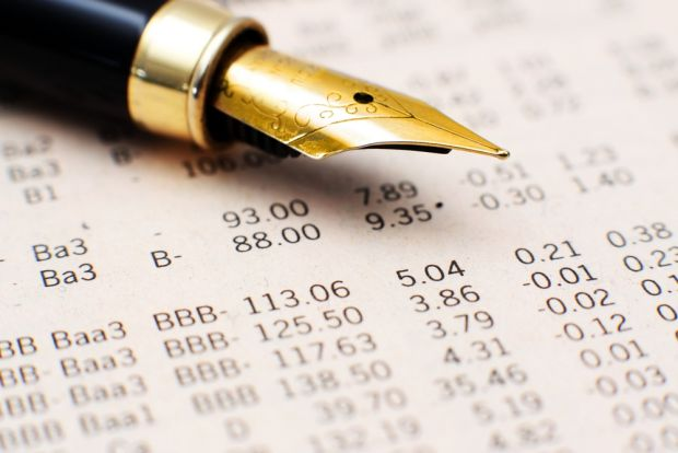 Börsennotierte Anleihen im Vergleich