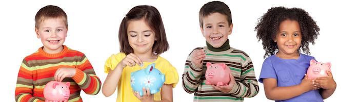 876a4aedaf6903 Geldanlage für Kinder  5 Möglichkeiten für Kinder zu sparen
