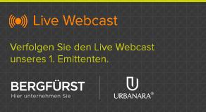 Wichtiger Termin für alle Investoren: Live-Webcast und Zeichnungsbeginn URBANARA am 12.09.13