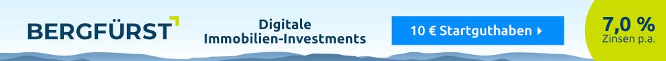 Bergfürst Immobilien-Crowdinvesting