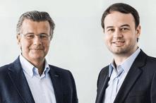 Dr. Guido Sanlder und Dennis Bemmann