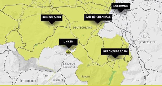 Makrolage Salzburger Land