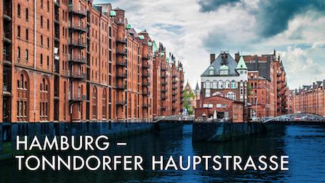 Hamburg - Tonndorfer Hauptstraße