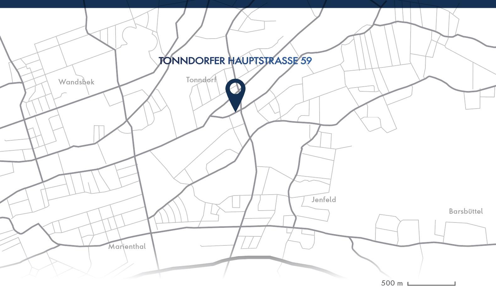 Mikrolage Tonndorf