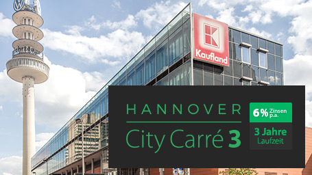 Hannover City Carré 3