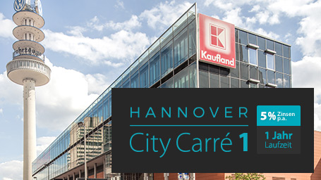 Hannover City Carré 1