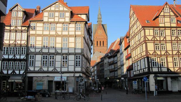 Die Hannover Altstadt