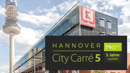 Hannover City Carré 5