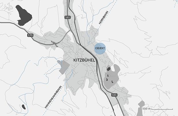 Mikrolage Kitzbühel
