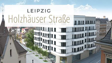 Leipzig Holzhäuser Straße