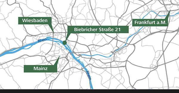 Makrolage Wiesbaden/Mainz