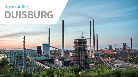 Rheinstraße Duisburg