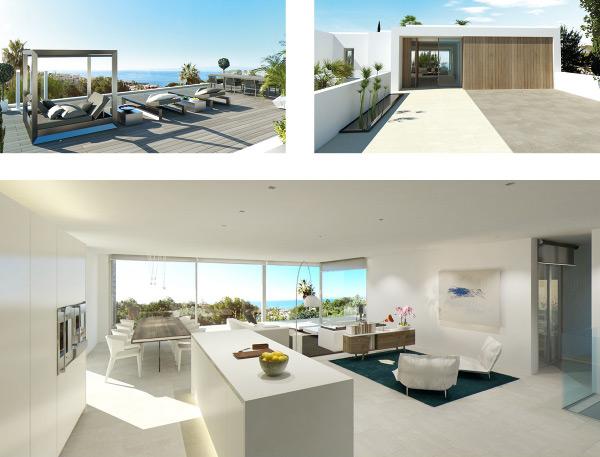 Neubauvilla in Santa Ponsa auf Mallorca