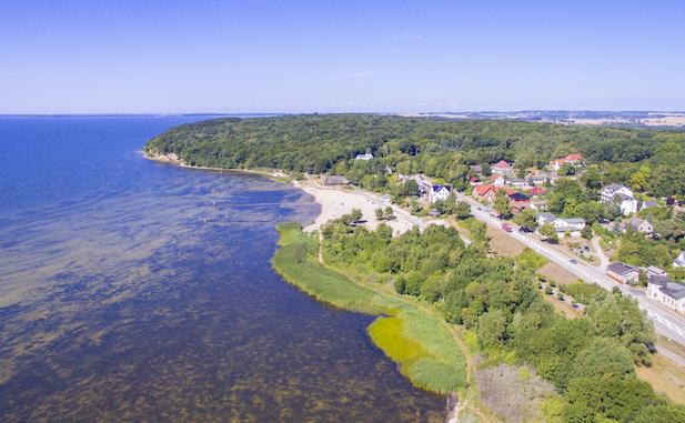 Makrolage Insel Rügen