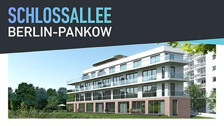 Schlossallee Berlin-Pankow