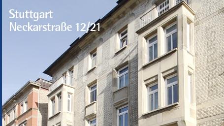 Stuttgart Neckarstrasse 12/21