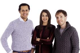Das Gründerteam von URBANARA