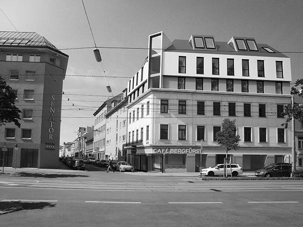 Wien - Hernalser Hauptstraße