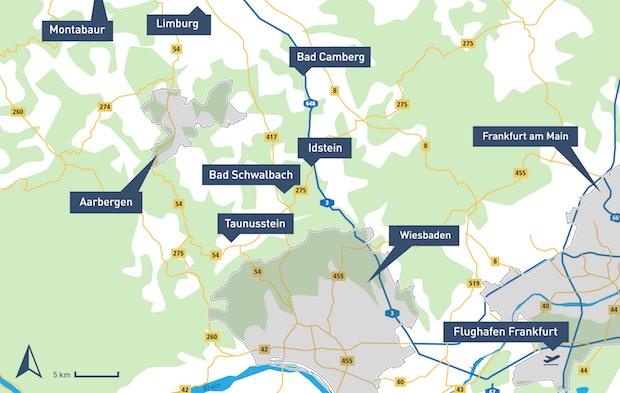 Makrolage Rheingau-Taunus-Kreis
