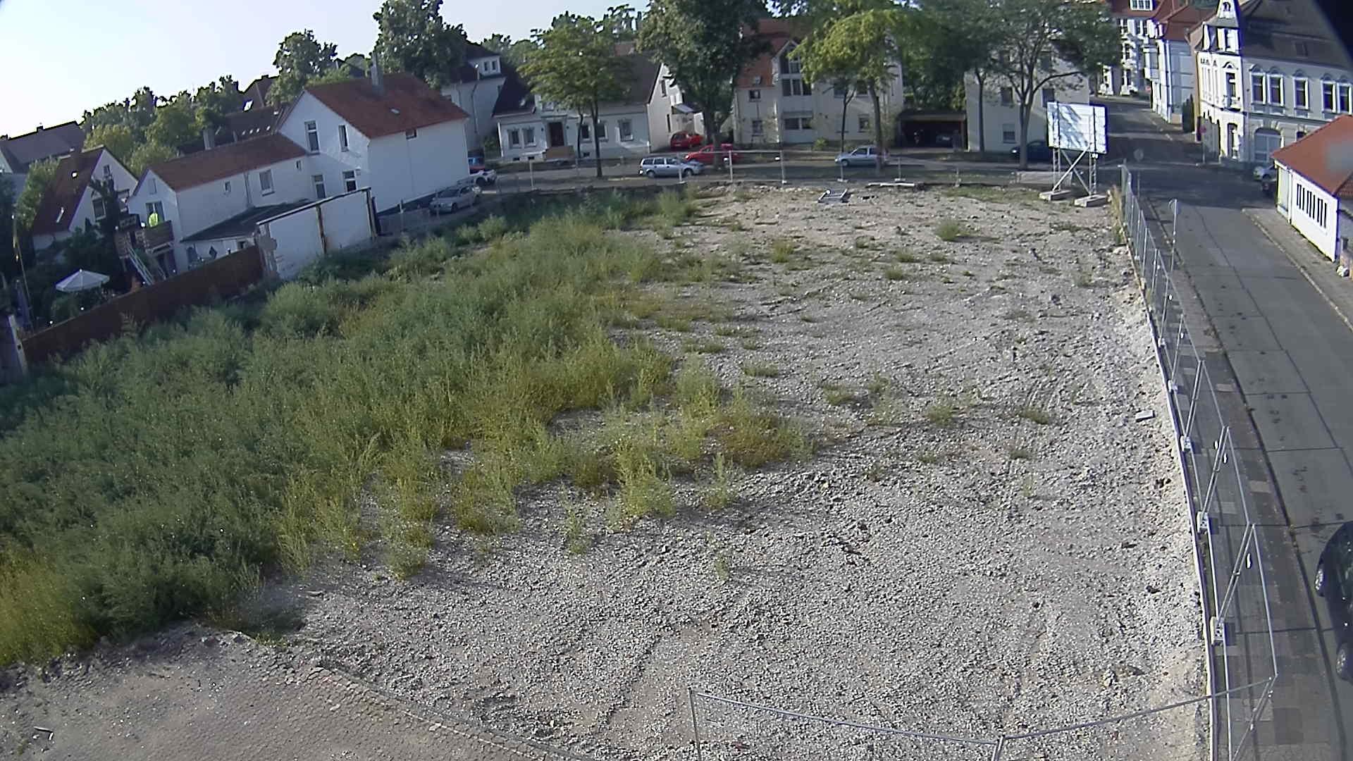 Webcam von der Baustelle in Aachen-Haren