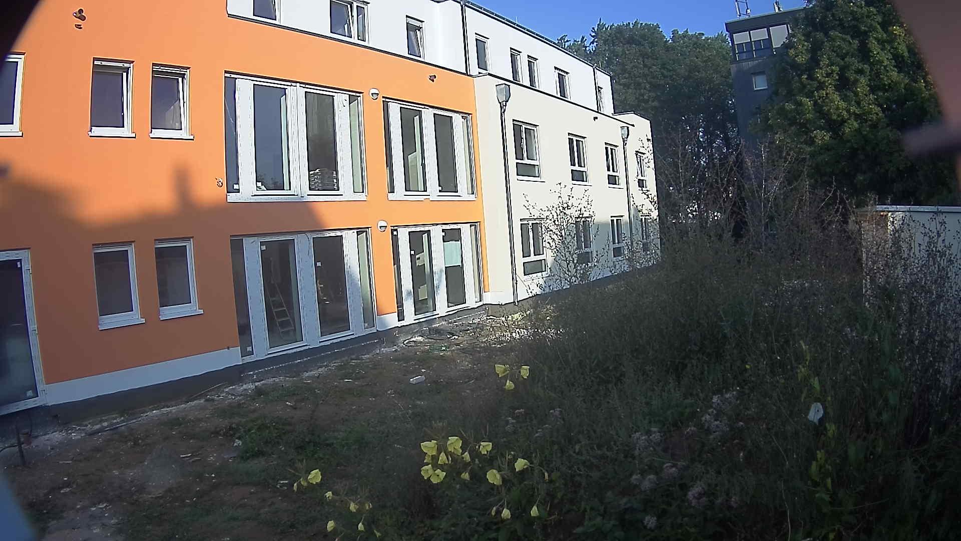 Webcam von der Baustelle in Aachen