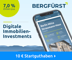 Immobilien-Crowdinvesting mit BERGFÃ?RST
