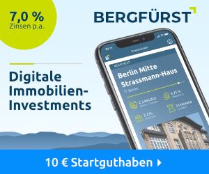 Immobilien-Crowdinvesting mit BERGFÜRST